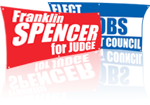 School Board Election Banners